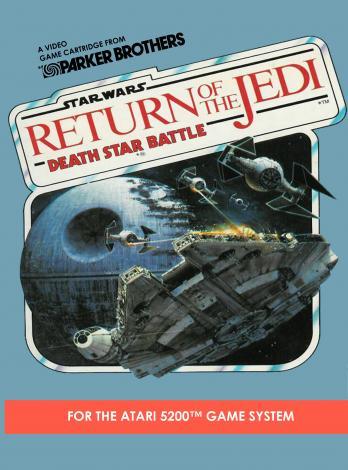 Star Wars: Return of the Jedi - Death Star Battle