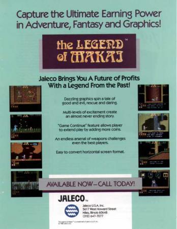 The Legend of Makai