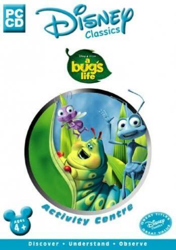 Disney's Activity Centre: A Bug's Life