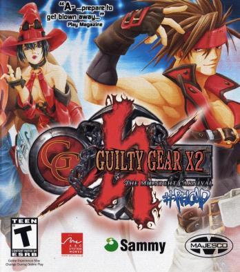 Guilty Gear XX #Reload