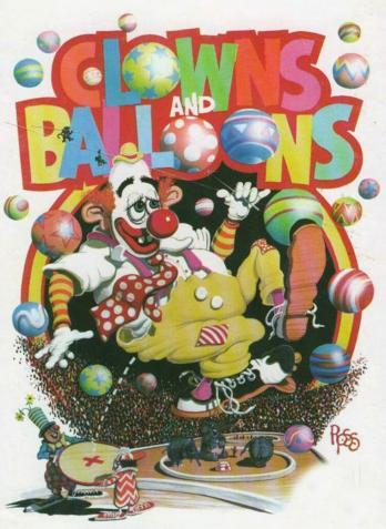 Clowns & Balloons