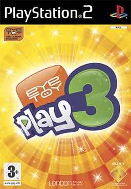 EyeToy: Play 3 game