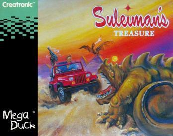 Suleiman's Treasure