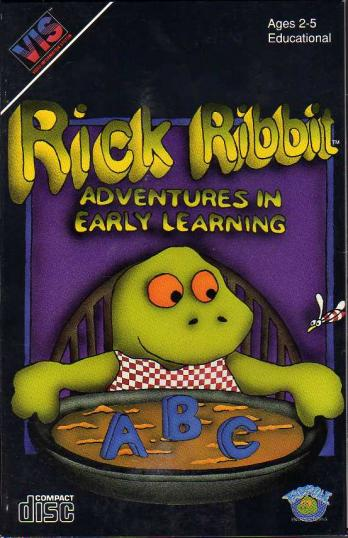 Rick Ribbit: Adventures in Early Learning