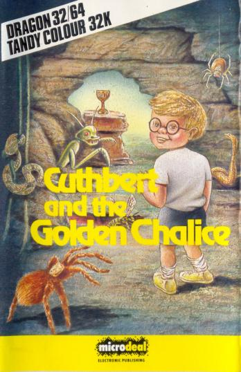 Cuthbert and the Golden Chalice