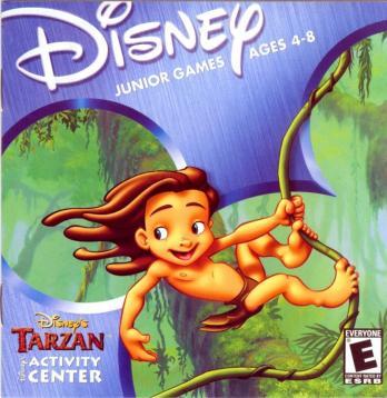Disney's Activity Centre: Tarzan