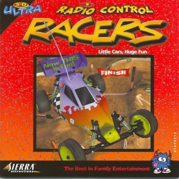 3-D Ultra Radio Control Racers