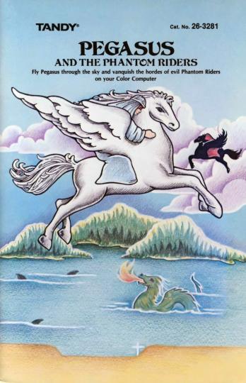 Pegasus and the Phantom Riders