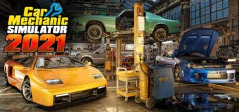 Car Mechanic Simulator 2021 game