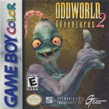 Oddworld: Adventures 2
