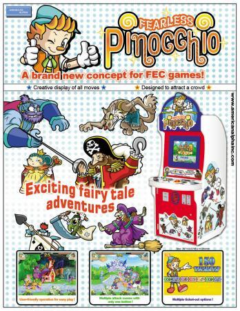 Fearless Pinnochio