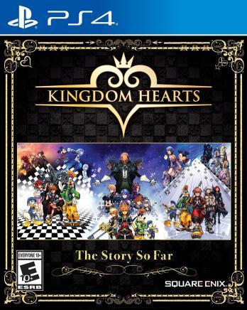 Kingdom Hearts – The Story So Far