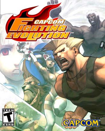 Capcom Fighting Evolution