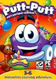 Putt-Putt: Pep's Birthday Surprise