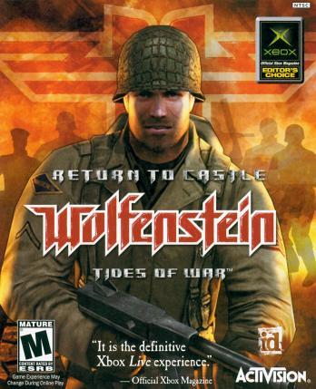 Return to Castle Wolfenstein: Tides of War