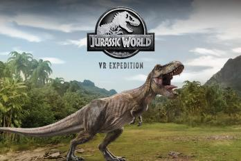 Jurassic World Expedition VR