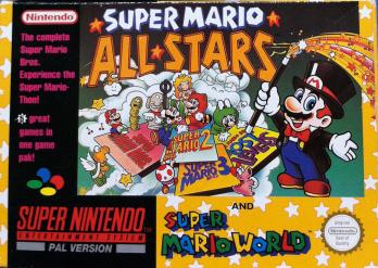 Super Mario All-Stars & Super Mario World