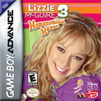 Lizzie McGuire 3: Homecoming Havoc