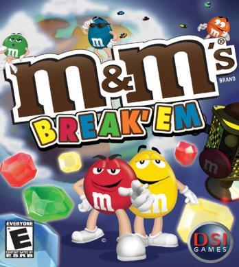 M&M's Break' Em