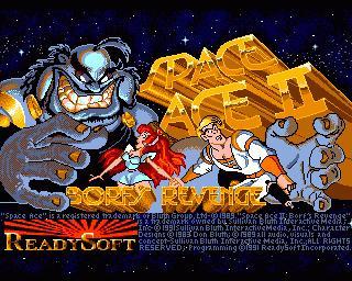 Space Ace II: Borf's Revenge