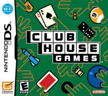 Clubhouse Games game