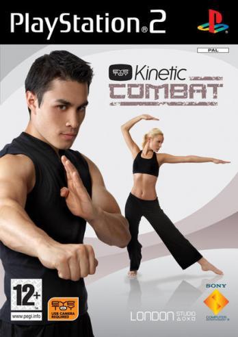 EyeToy: Kinetic Combat