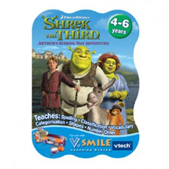 Shrek the Third: Arthur's School Day Adventure
