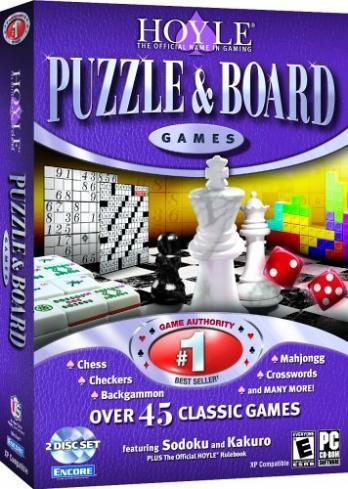 Hoyle Puzzle & Board Games 2007