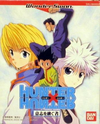 Hunter X Hunter: Ishi o Tsugomono