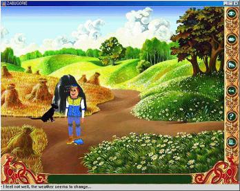 Zabugorie: The Fairy Planet