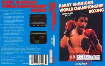 Barry McGuigan World Championship Boxing